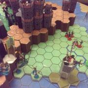 Athryll Fellin beginnt mit dem Angriff auf die Stadt Didornia