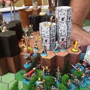 Belagerung von Shad Shad Li Shan durch Athryll Fellin