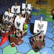 Kartazdas Flotte