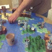 Die Stadt Kerion wird von Athryll Fellin wieder zurückerobert, aber das Meer wird weiterhin von Kartazda beherrscht