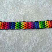 schmales Armband Neonfarben 20 Euro