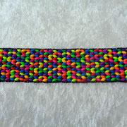 breites Armband Neonfarben 40 Euro