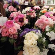 先生へお礼の花束