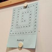 Bordkarte - Lösung