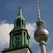 26.fm.-fernsehturm und marienkirche