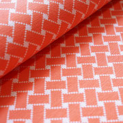 Flechtmuster coral
