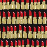 Lipstick auf schwarz