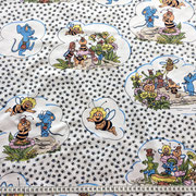 Vignetten mit Bienen