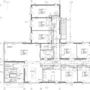 Werkplanung: Ausschnitt Grundriss