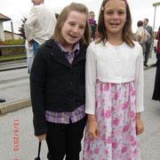 Schweser Julia mit bester Freundin Katharina