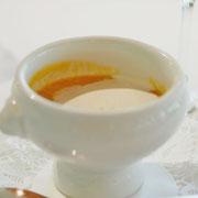 春ニンジンのスープ