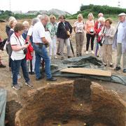 8/ 2017 Ausgrabungen in Gelduba