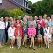 Past-Präsidentinnen, Ämterübergabe Juni 2015