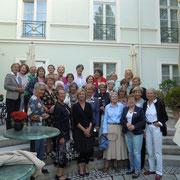 Clubreise nach Potsdam Mai 2012