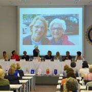 Distriktskonferenz in Krefeld, 14. Juni 2014
