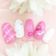 バービーネイル/Barbie Nail/モチーフネイル/キャラクターネイル板橋