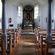 Kirche Maria Zell - Alma Cilurzo singt hier als hochzeitssängerin Luzern Schweiz Musik für Hochzeit Sängerin Standesamt Sängerin in der Kirche Alleinunterhalterin