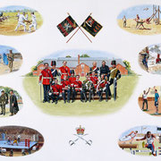 150th Anniversary - Commissioned by the Army Physical Training Corps.