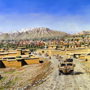 Afghanistan.  Commissioned by Bahrein Defence Force.
