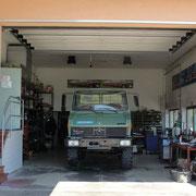 Einblick in die Werkstatt 1