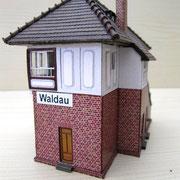 Stellwerk Waldau