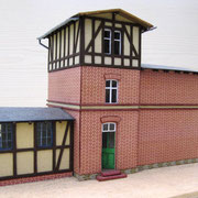 (c) W. Fehse - Modell Bahnhof Niederkornitz - TT