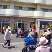 和太鼓「enn」のママさんたちのよる渾身の演舞