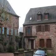 St Cyprien sur Dourdou Aveyron