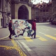 #Umzug#Fribourg