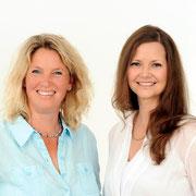 Praxispartnerinnen Annette Riedle und Uta Siebert