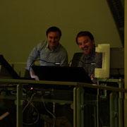 Technik: Mathias Hoffmann & Markus Wagner
