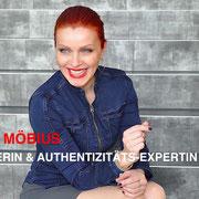 Viola Möbius, Authentizitäts-Expertin