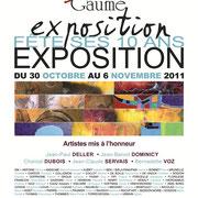 affiche Salon art en gaume Etalle (B)