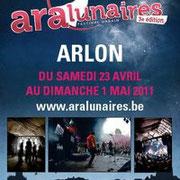 affiche festival Aralunaires Arlon (B)