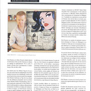 article revue l'Artzoomeur, Canada