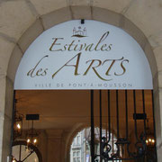 Estivales de l'Art, Pont a Mousson