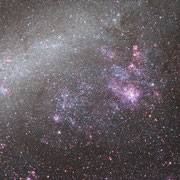 The core of Large Magellanic Cloud