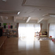 4-5歳児保育室