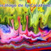 EL PODER DE ATRACCIÓN UNIVERSAL - DECÁLOGO DE LA CREATIVIDAD