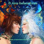 ALMAS GEMELAS - PROSPERIDAD UNIVERSAL
