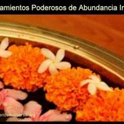 PENSAMIENTOS PODEROSOS DE ABUNDANCIA INFINITA - PROSPERIDAD UNIVERSAL - www.prosperidaduniversal.org