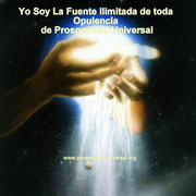 YO SOY PROSPERIDAD UNIVERSAL   - PROSPERIDAD UNIVERSAL