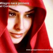 MILAGRO II - DÍA DE MILAGROS - PROSPERIDAD UNIVERSAL
