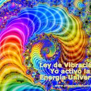 LEY DE VIBRACIÓN, ENERGÍA - PROSPERIDAD UNIVERSAL - www.prosperidaduniversal.org