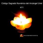 ACTIVA LA ENERGÍA DE LA ABUNDANCIA CON EL ARCÁNGEL URIEL - CÓDIGO SAGRADO DE ACTIVACIÓN 411 - PROSPERIDAD UNIVERSAL