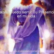MENSAJES DE DIOS PARA TI -  III - PADRE, PUEDO SENTIR TU PRESENCIA - PROSPERIDAD UNIVERSAL