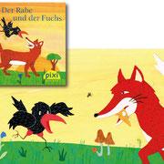 Der Rabe und der Fuchs, Carlsen Verlag 2004
