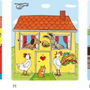 Buchstabenbilder, Diesterweg Verlag 2012.