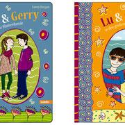 Lu und Gerry, Cover, freie Arbeit 2012