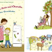 Ich, Oma Berta und Charlie, freie Arbeit 2012